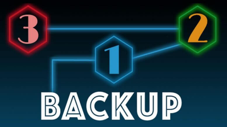 Time to Move Past Traditional 3-2-1 Backups